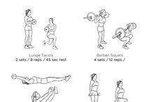 mage/bak träning