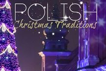 Polish Christmas / It's the holiday season, and we are cooking up some delicious polish recipes!