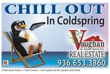 Chill Out in Coldspring / Living in Coldspring Texas