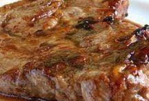 Pork Dishes / by Kathy Reffner