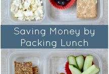 Packing Lunches Ideas