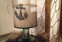 New Place!!  / Nautical ideas  / by Emily Gearhart