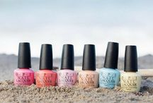 OPI Collection / OPI's collection has promising new shades  you can definitely rock this season!