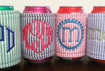 Monogram It  / by Maura Schmidling