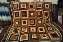 My crochet projects