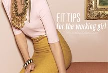Fit Tips / by Rosyline Bethea
