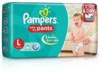 Pampers Special: Flat 15% OFF on Pampers Diapers