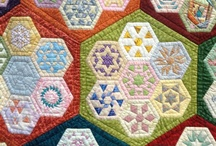 Quilts: Hexie