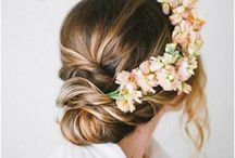 Wedding Looks and Hairstyles / Looking fabulous on your big day