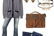 outfits! / by Jessica Wallace