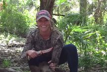 Hot Babes and Guns / Pictures of Hot Hunting Babes in the running to win a monthly competition