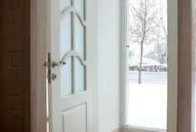 Haustüren / #Türen - #Haustüren - aus Kunststoff, Holz oder Aluminium