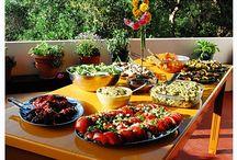 Speisen mit den Göttern / Unsere vegetarischen Speisen sind frisch, naturbelassen und einfach nur köstlich