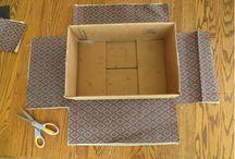 organize kutu kaplama