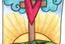 Faith Doodles