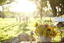 Wedding Flowers - Fall