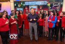 "Dr. Oz ""Helps""/Detoxifying"