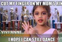 DANCE MOMS! / by Erin Smith