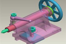 Mechanical 3D Modeling Services / A Leading Mechanical CAD Service provider company in India offering mechanical design drafting and modeling services.