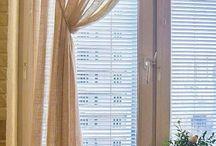 záclony okno
