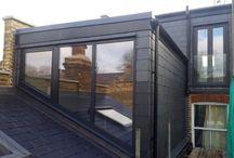 Alternative Glazing for Lofts