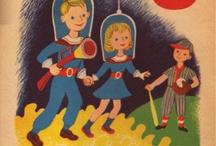 A Vintage Education / by Brandi Moore-Declue