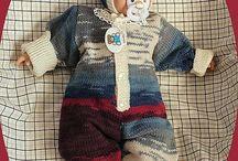 вязка для малыша