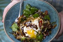 Eggs... / Lots of eggy breakfast, brunch and lazy dinner inspiration.