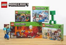 Four new upcoming LEGO Minecrafts sets will launched in August