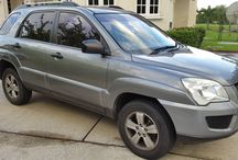 Car for Sale - Barbados / Car for Sale in Barbados - Kia Sportage 2010 - in excellent condition and only driven 60,000 km in 5 years and 4 months. Asking $50,000 BBD. / by Totally Barbados