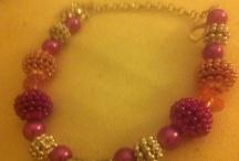 Jewellery / Hand made beaded jewellery