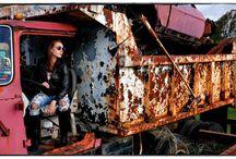 yunkyard shoot