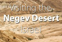 Travel Bloggers Come to Israel / Remind of great travel blogger posts about Israel.
