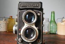 1950s film camera
