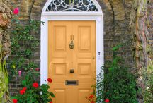 Front Doors / by Kathy Smith
