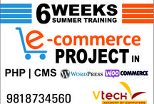 Web development ecommerce course / how to become a web developer and designer? Join vtech's wordpress, joomla and magento programs and become a web developer within 45 days.
