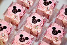 Minnie rosa festa da Thalita