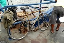 Bicis do mundo / travels and bikes registered along the way