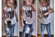 Girls Clothes I Like / My favourite clothes to dress the girls in