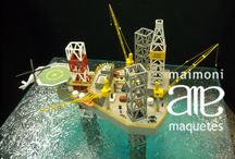 Maquetes / Scale Models
