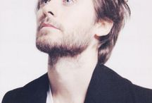 Husband Jared Leto.