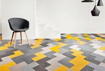 Flooring / Floor Applications and Design - Zemin Uygulamaları ve Tasarımları