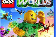 lego hry a lego