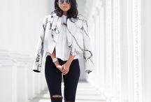 Tendance mode : le marbre / Le motif de marbre blanc est de plus en plus tendance! Consultez cet article pour découvrir des items mode inspirés du marbre http://www.missvay.com/2015/09/tendance-mode-le-marbre.html