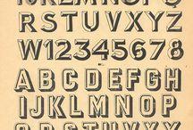 Design —Typefaces