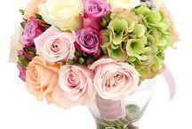 Buchete pentru nasa. Wedding bouquets.