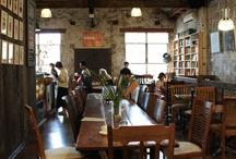 Cafe bar and lounge