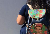 bolsa da Frida Khlo
