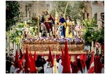 2013 - Entrada en Jerusalén y Ntra. Sra. de la Alegría.