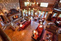 Log house <3